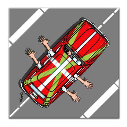 4L basque festayres voiture dessin