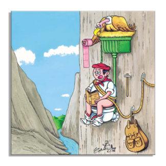 dessin Cortez toilettes suspendues
