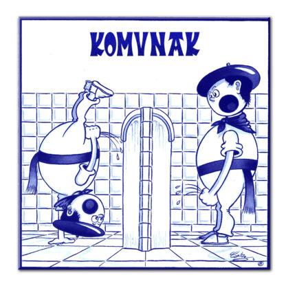 dessin Cortez pissotière komunak